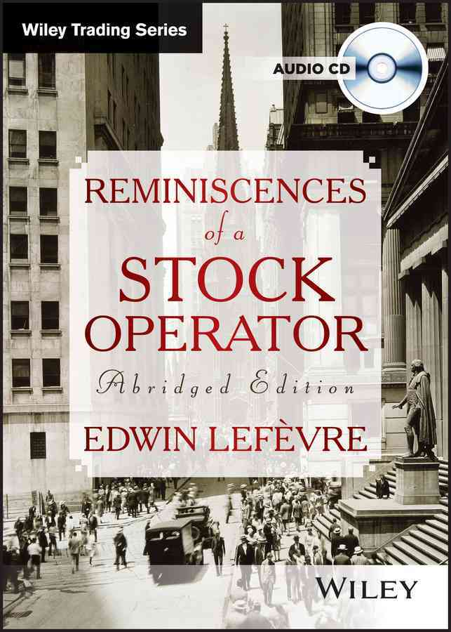 [CD] Reminiscences of a Stock Operator By Lefevre, Edwin